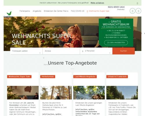 Center Parcs Germany GmbH